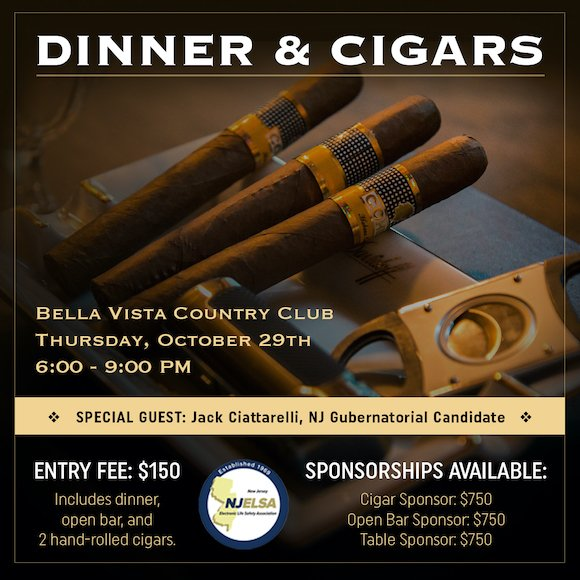 Dinner & Cigars Event